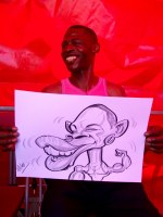 Caricature Artists Cheshire Area